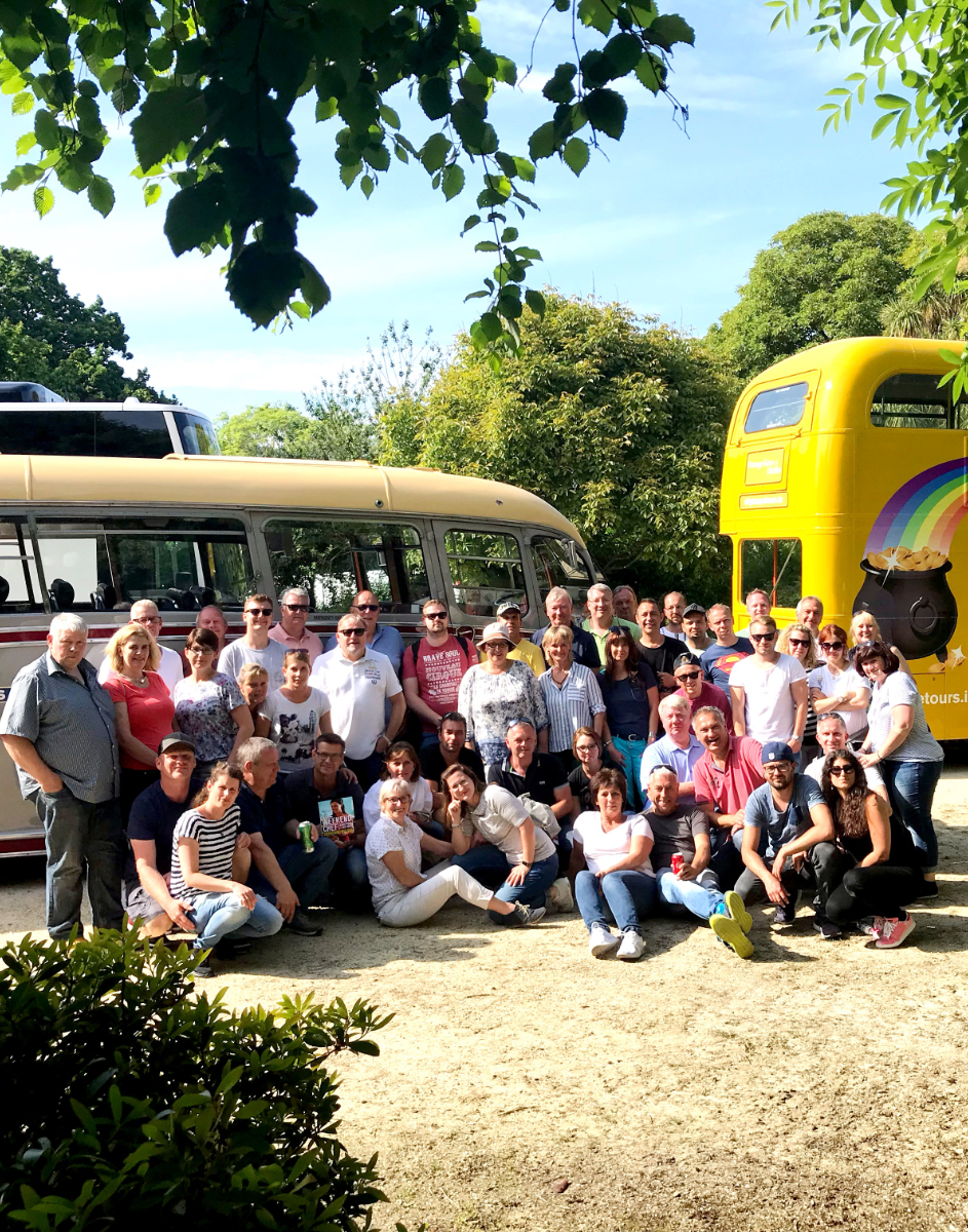 Tours and Groups at Ballyknocken House and Garden Cookery School